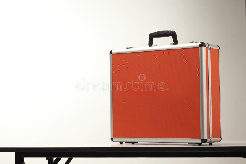 Aktenkoffer stockfotografie