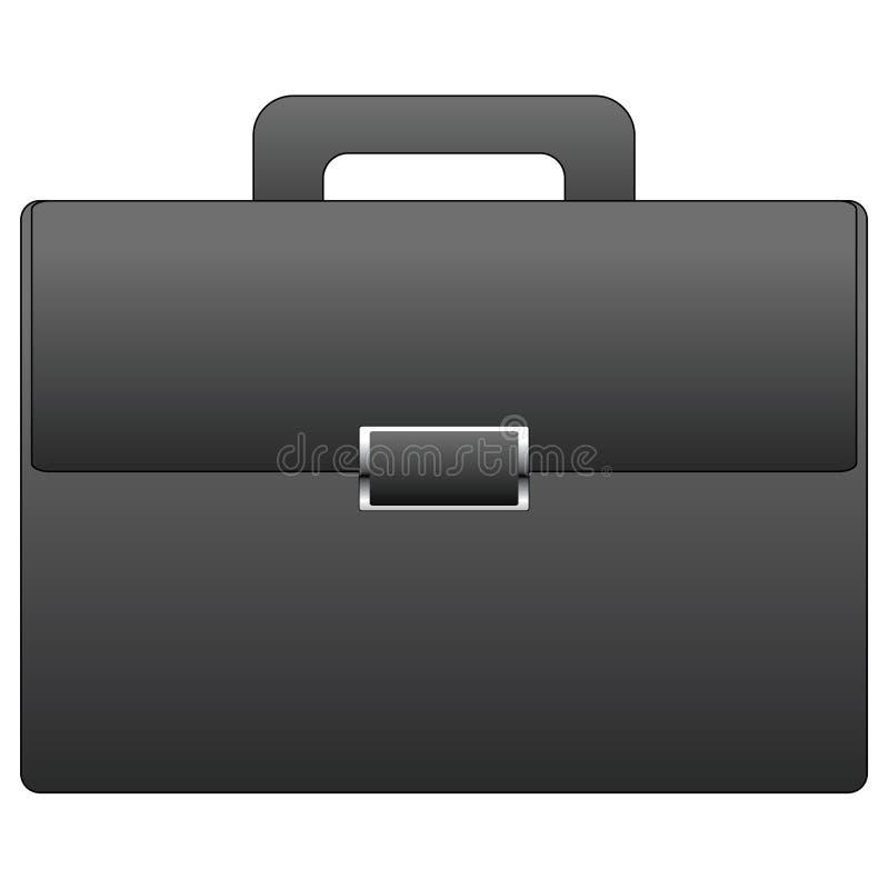 Aktenkoffer. lizenzfreie stockfotos