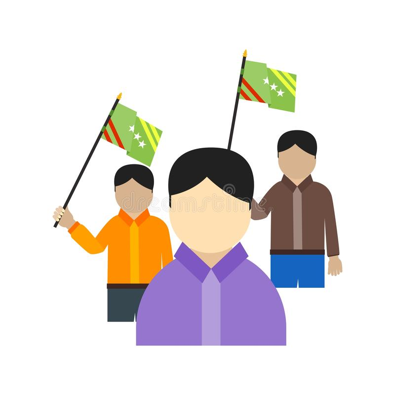 aktion stock illustrationer