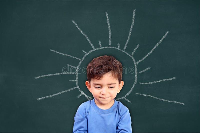 Aktiva meningar av barn arkivbilder