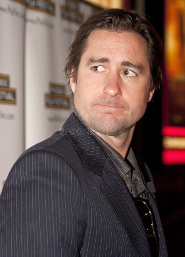 aktor Hollywood Luke Wilson zdjęcie royalty free