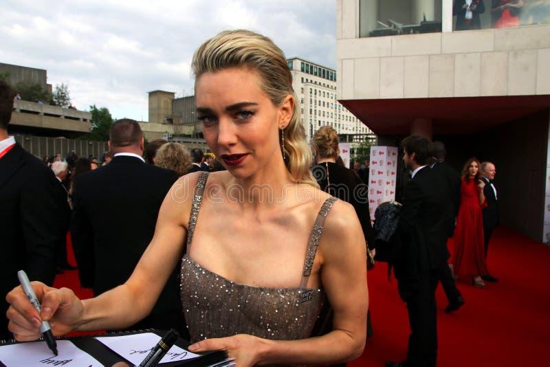 Aktorka Vanessa Kirby obrazy royalty free