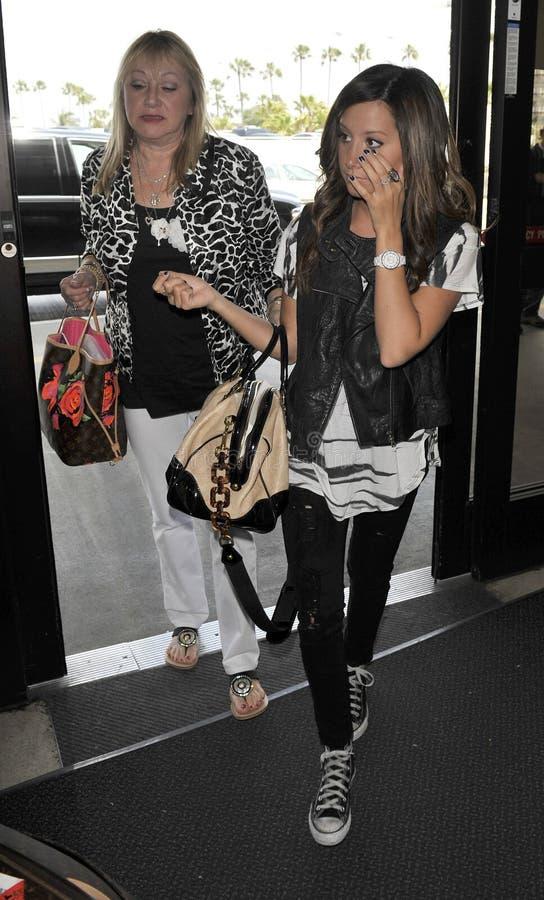 aktorki ashley rozwolnienia tisdale obrazy royalty free