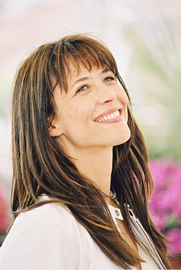 aktorki francuski marceau sophie zdjęcia stock