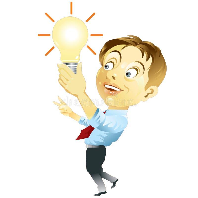 aktywność biznes ilustracja wektor