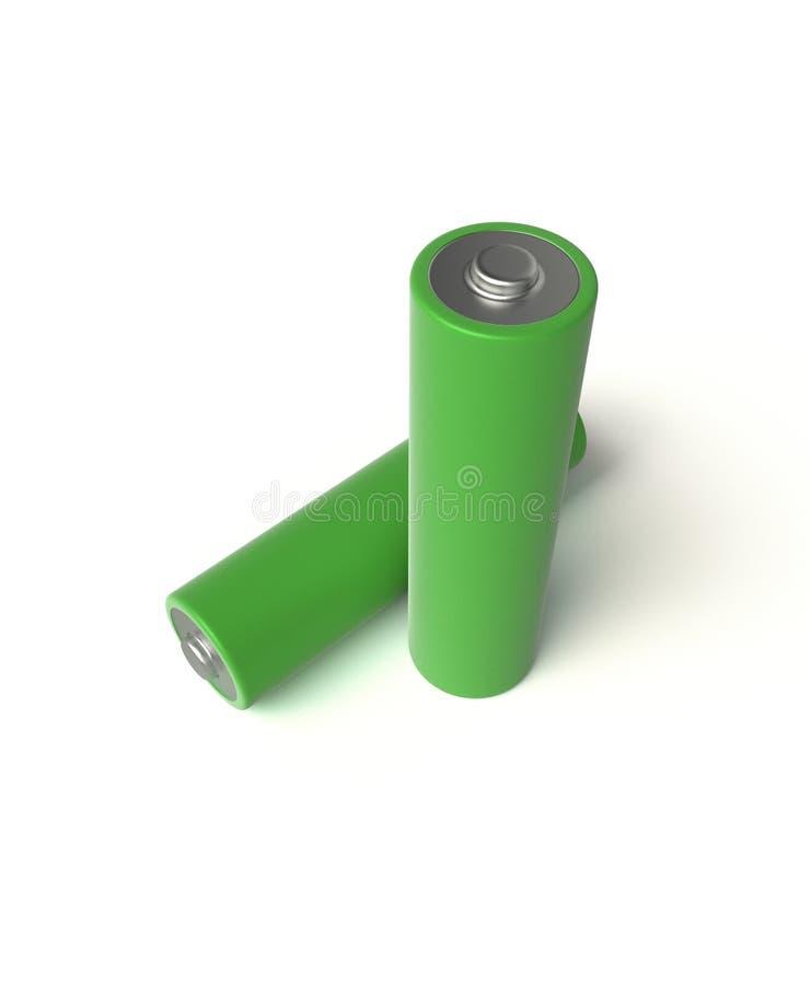 akumulator alkaliczna zdjęcie stock