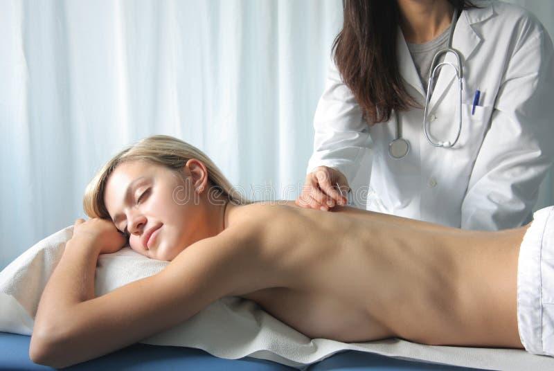 akupunktura obraz royalty free