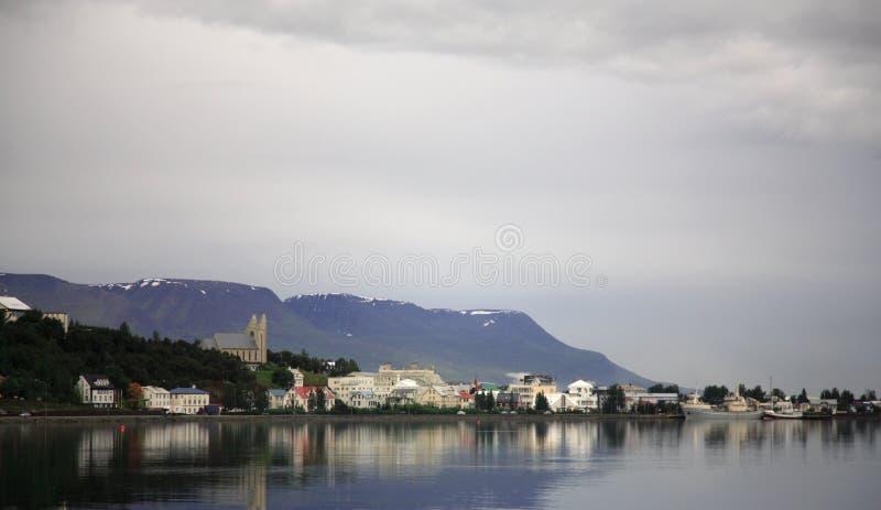 akureyri στοκ φωτογραφίες με δικαίωμα ελεύθερης χρήσης