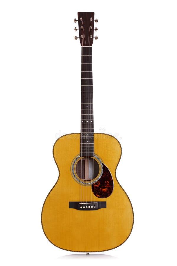 Akustikgitarre stockbilder