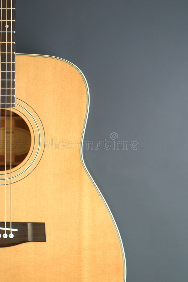Download Akustikgitarre stockfoto. Bild von instrument, akustisch - 9081138