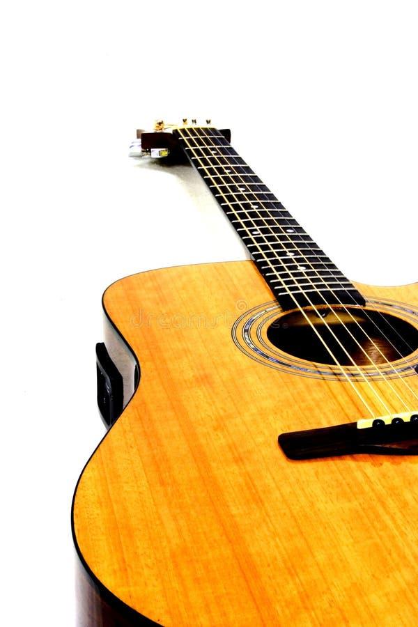 Download Akustisk gitarr arkivfoto. Bild av hörbart, isolate, gitarr - 29300