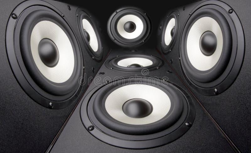 Download Akustyka systemy obraz stock. Obraz złożonej z sfera - 13338785