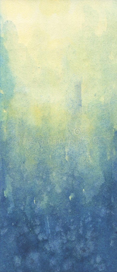 Akvarelltextur royaltyfria foton