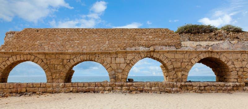 Akvedukt arkivbilder