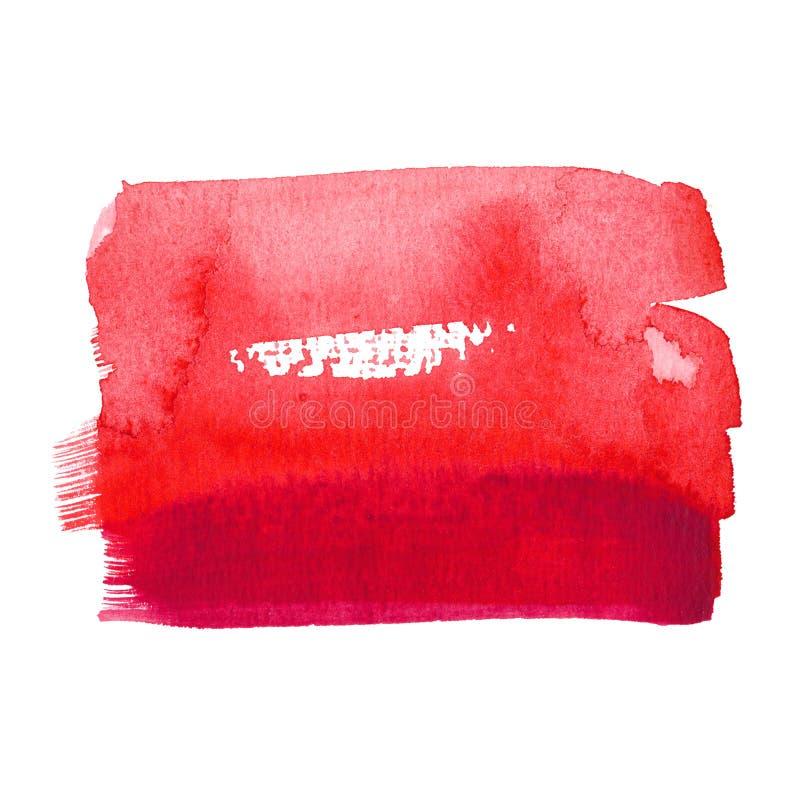 akwarela abstrakcyjna tło ilustracji