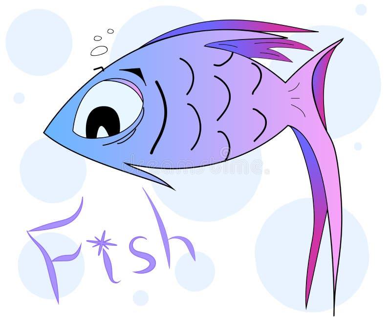 8 akwariów eps rybia ilustracja ilustracji