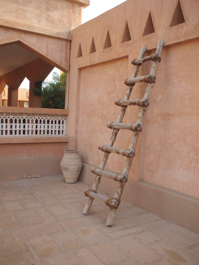 Al Ain, Ε.Α.Ε. μουσείων παλατιών στοκ φωτογραφίες