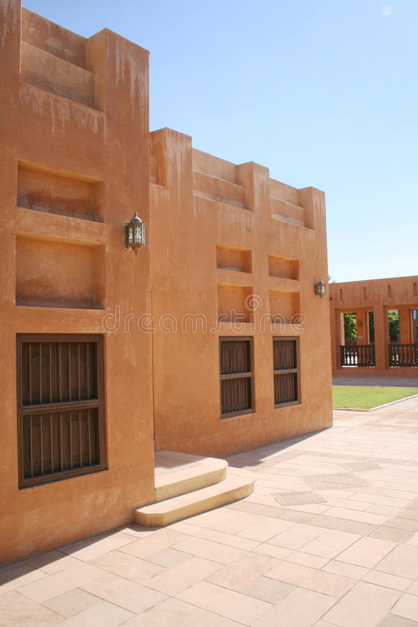 Al Ain National Museum royalty free stock images