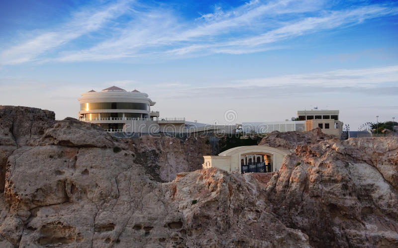 Download Al Ain Palce In Jebel Hafeet Mountain Stock Image - Image: 13266787