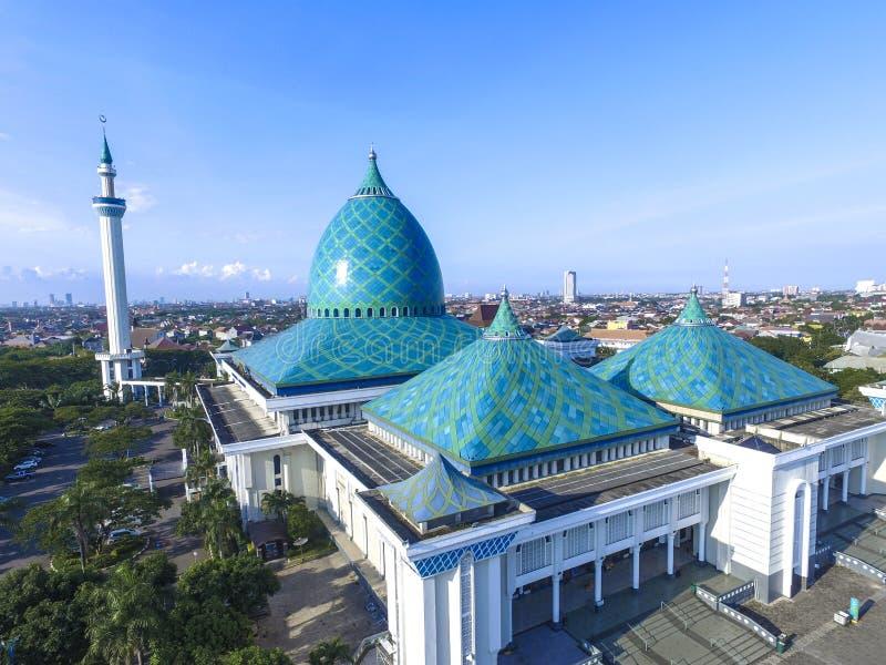 Al Akbar Mosque Surabaya imagenes de archivo