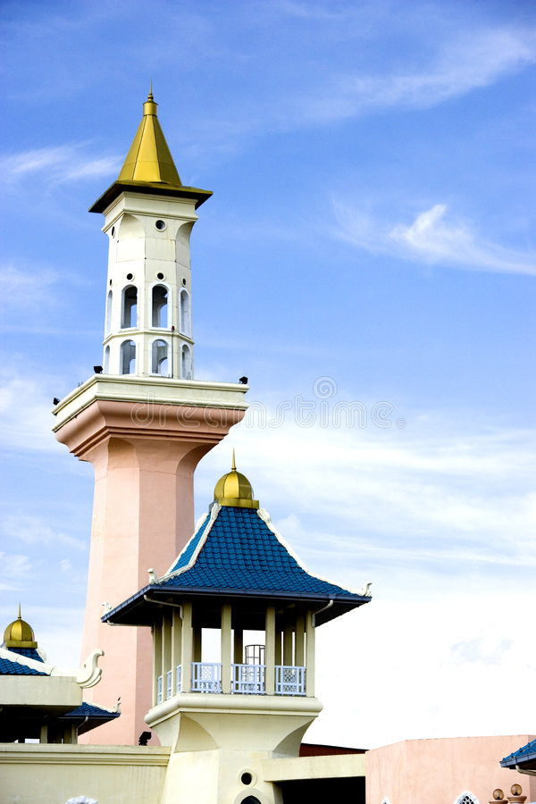 Al-Alam Mosque Stock Photos