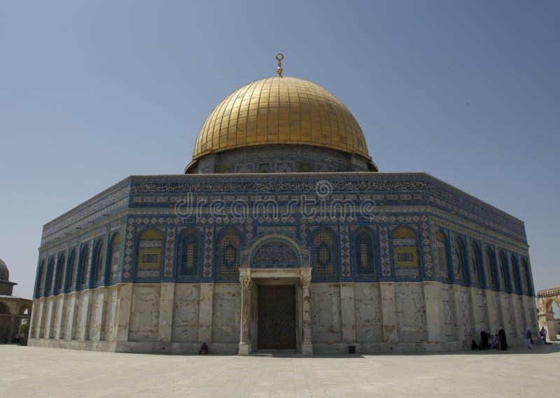 Al Aqsa lizenzfreie stockfotos