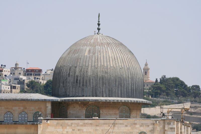 al aqsa Jerusalem meczet obraz royalty free