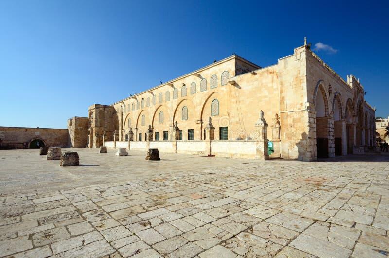 al aqsa meczet zdjęcie stock