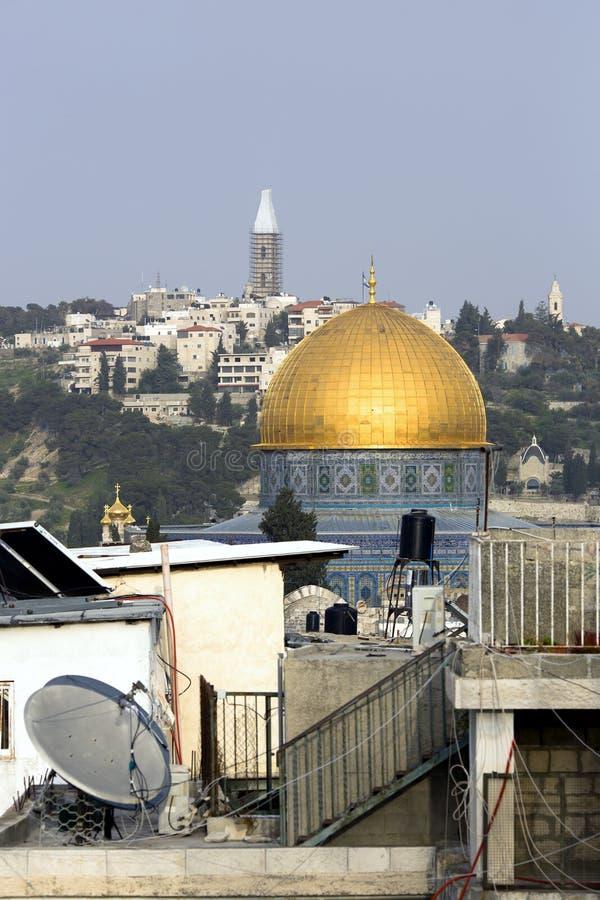 Al'Aqsa-Moschee stockfotografie