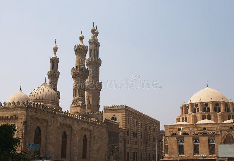 Al azhar Κάιρο στοκ εικόνες