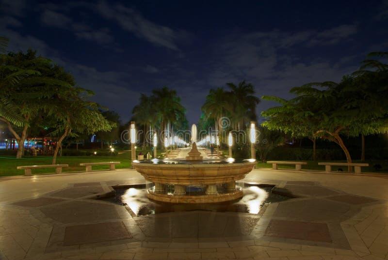 Al Azhar Park lizenzfreie stockfotos