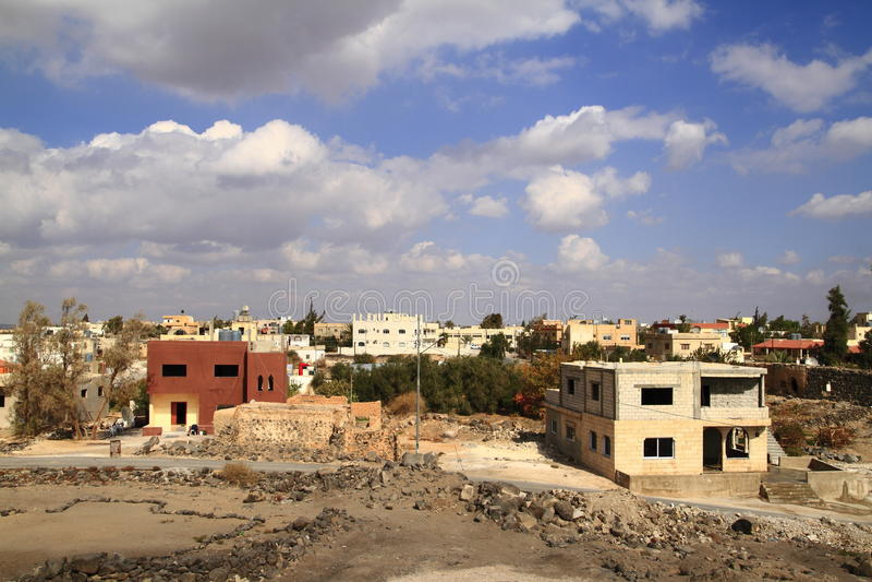 Al-Azraq de Qasr imágenes de archivo libres de regalías