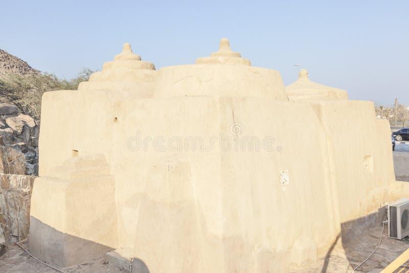 Al Badiyah meczet, UAE zdjęcie royalty free