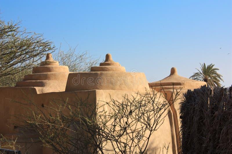 Al Badiyah Mosque lizenzfreies stockfoto