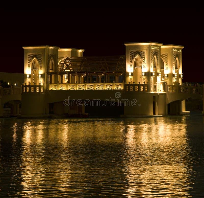 Al Bahar παζαριών του Ντουμπάι στοκ φωτογραφία