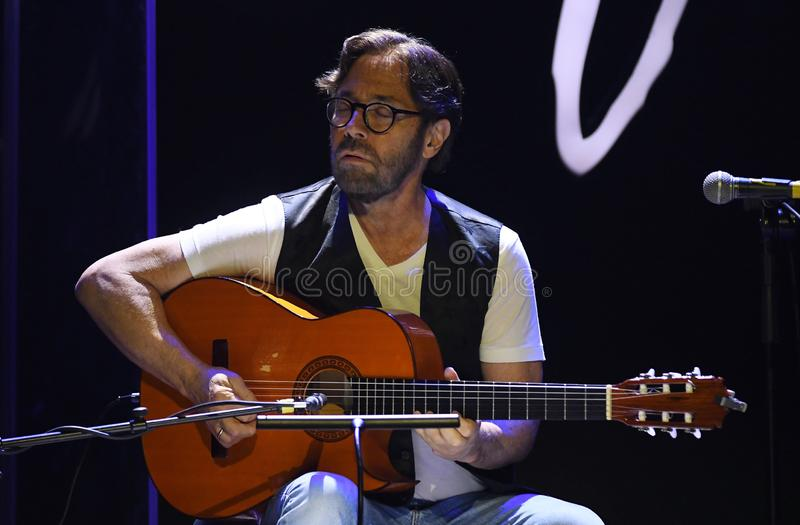 Al Di Meola photos stock