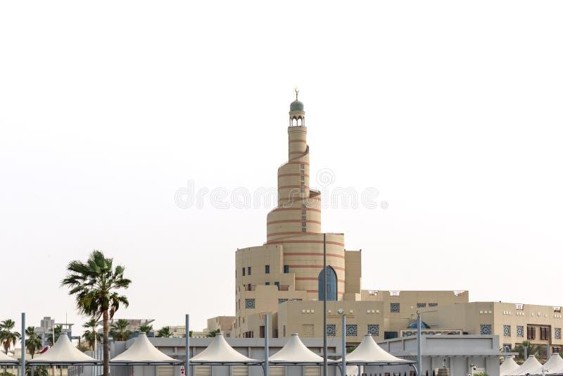 Al Fanar Doha Qatar stock afbeeldingen