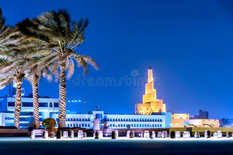 Al Fanar Doha Qatar stock afbeelding