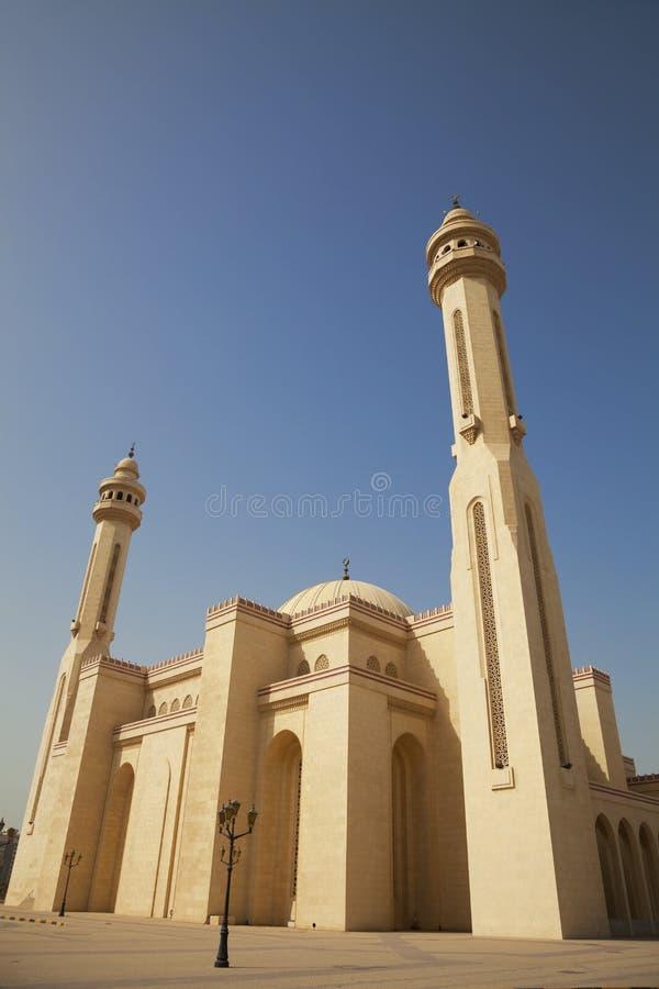 Al-Fateh Grand Mosque, Manama, Bahrain Stock Images