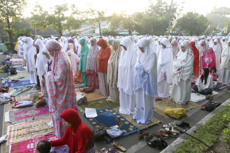 Al Fitr Eid στοκ φωτογραφία