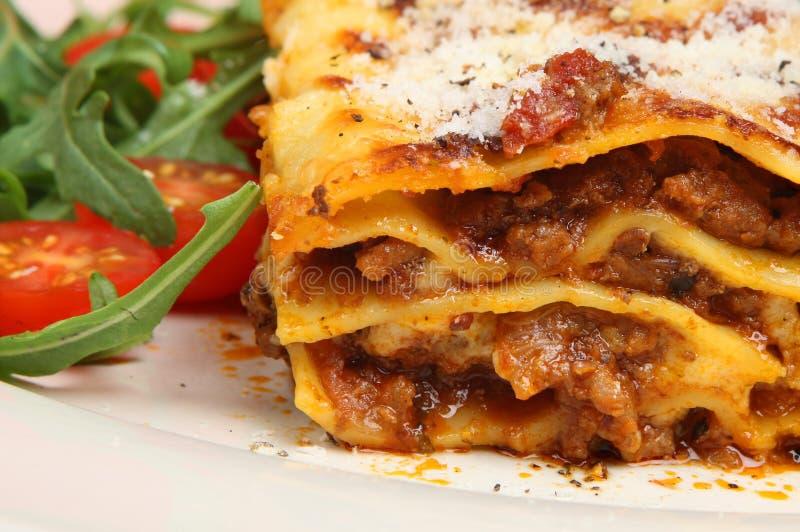 Al Forno del Lasagna imagenes de archivo