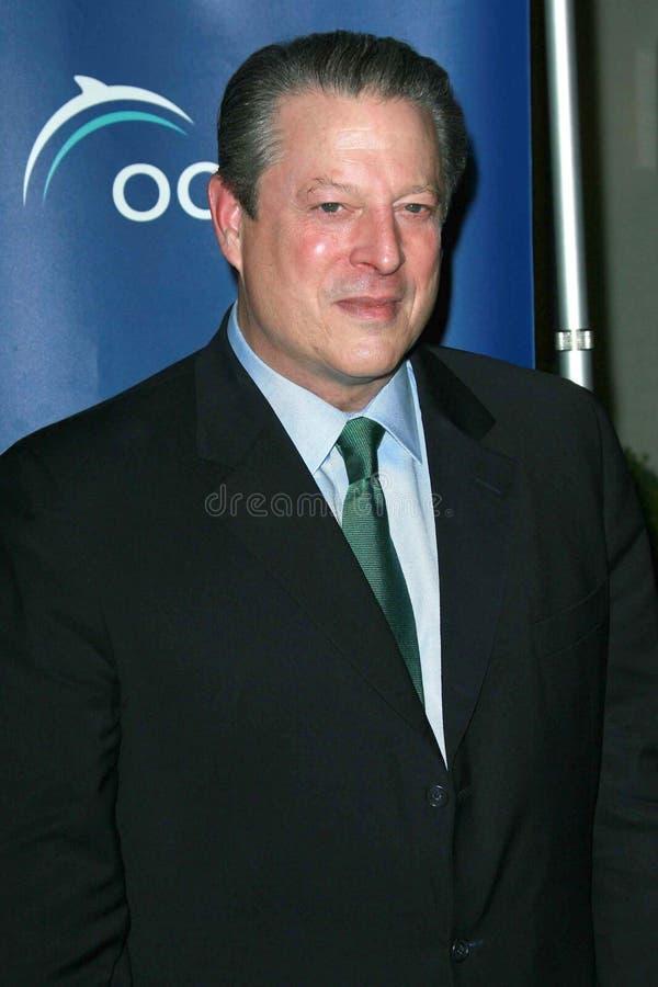 Al Gore fotografering för bildbyråer
