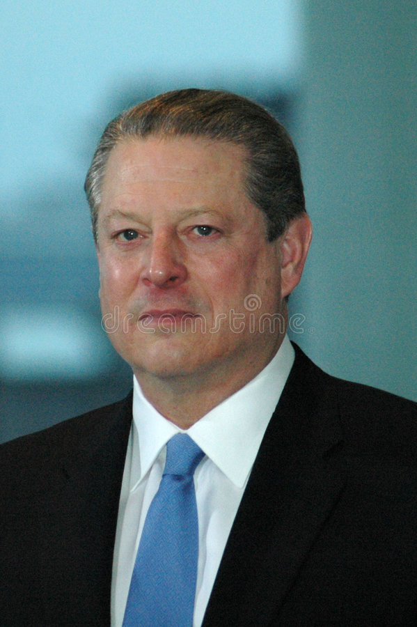 Al Gore photos stock