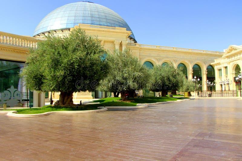 Al Hazm Katar zdjęcia stock