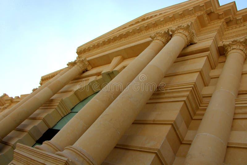 Al Hazm Katar fotografia stock