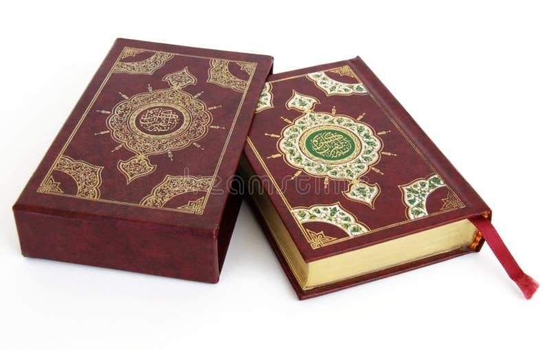 Al Karim del Quran del Al foto de archivo