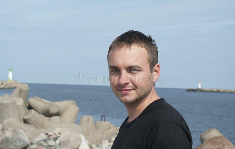 Al Mar Baltico. immagini stock libere da diritti