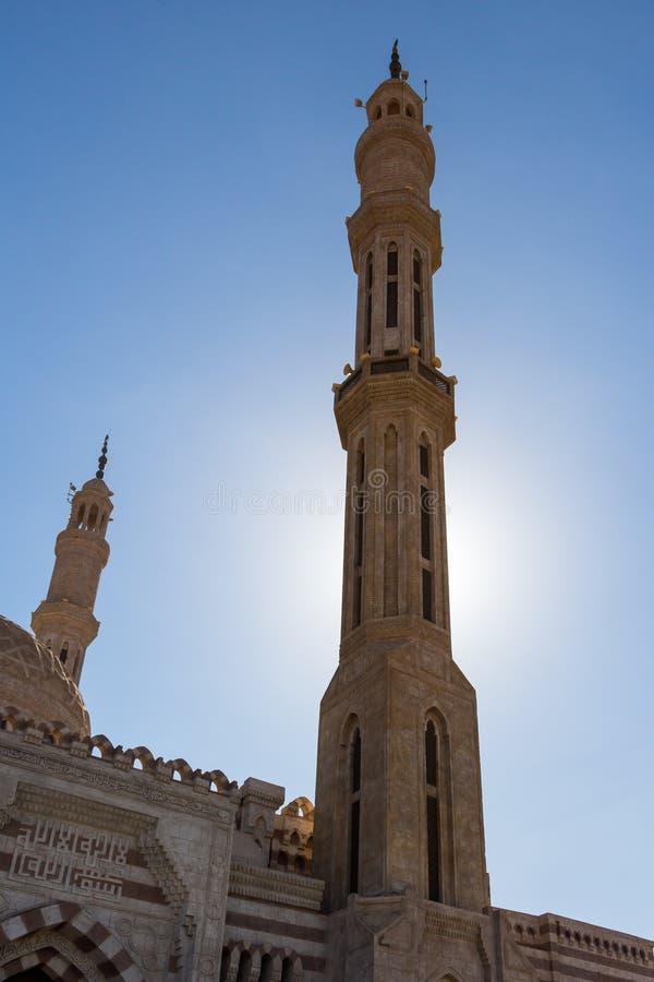 Al Mustafa meczet obrazy stock