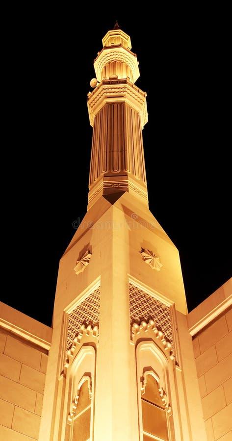 Al Noor Masjid moské arkivfoton