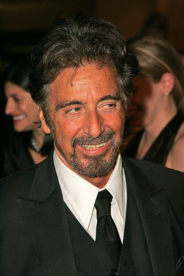 Al Pacino imagem de stock royalty free
